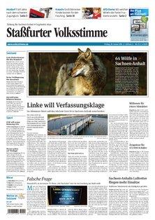Staßfurter Volksstimme