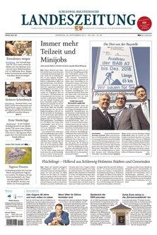 Schleswig Holsteinische Landeszeitung