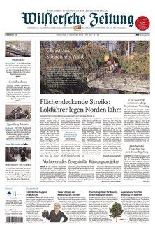 Wilstersche Zeitung
