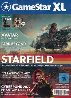 GameStar XL Abo Titelbild
