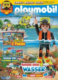 Playmobil Magazin Abo Titelbild