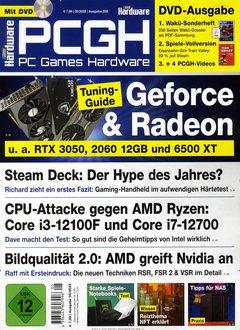 PC Games Hardware +DVD Abo Titelbild