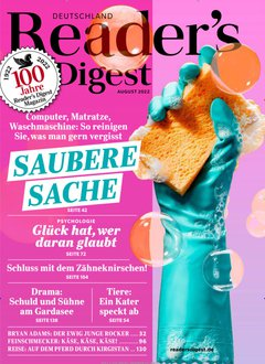 Readers Digest Abo Titelbild