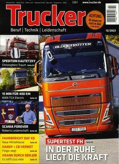 Trucker Abo Titelbild