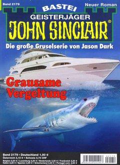 Geisterjäger John Sinclair Abo Titelbild