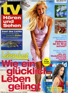 TV Hören & Sehen + tv world Abo Titelbild