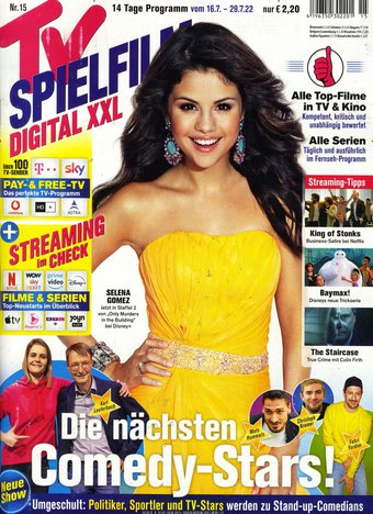 TV SPIELFILM XXL Digital Abo beim Leserservice