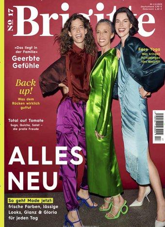 Brigitte Abo beim Leserservice