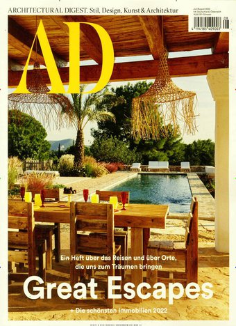 AD ARCHITECTURAL DIGEST Abo beim Leserservice