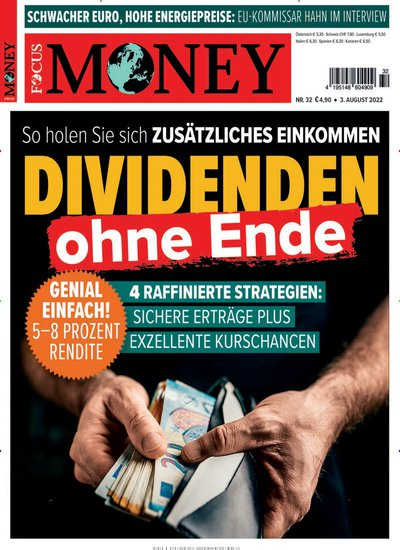 Focus Money-Prämienabo Titelbild
