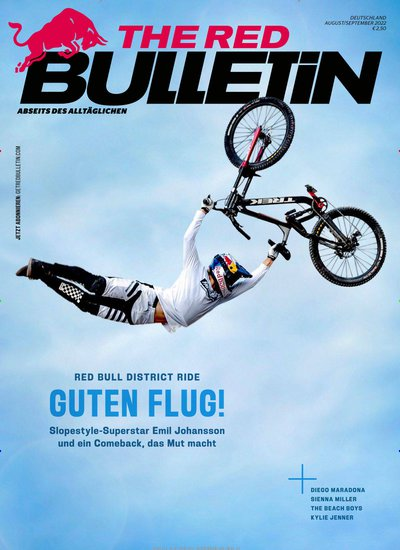 The Red Bulletin Deutschland