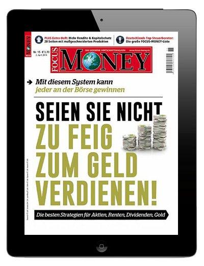 FOCUS MONEY Digital