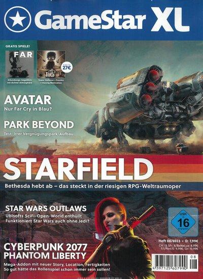 GameStar XL Abo beim Leserservice