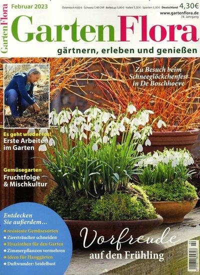 GartenFlora Abo beim Leserservice