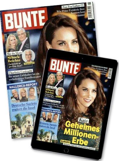 BUNTE Kombi Print + ePaper