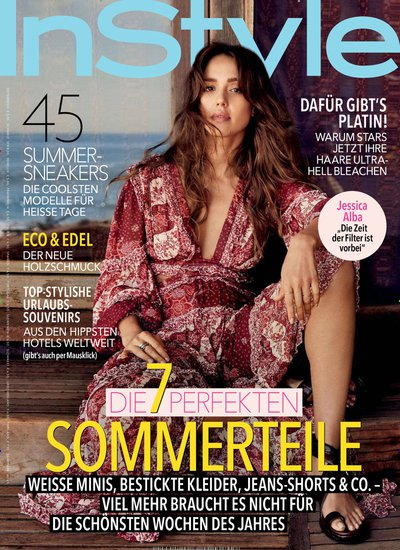 InStyle Abo beim Leserservice