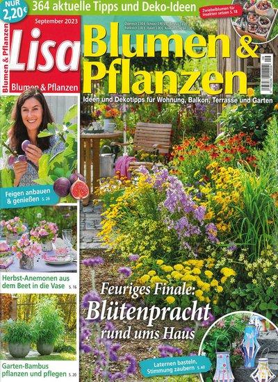 Lisa Blumen & Pflanzen Abo beim Leserservice