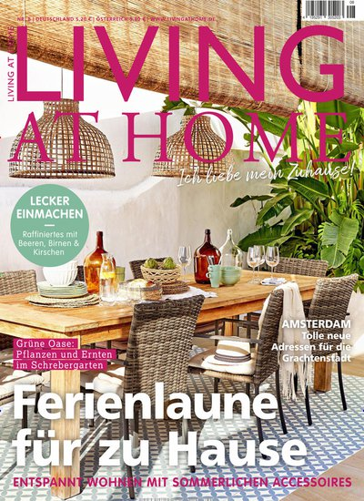 LIVING AT HOME Abo beim Leserservice