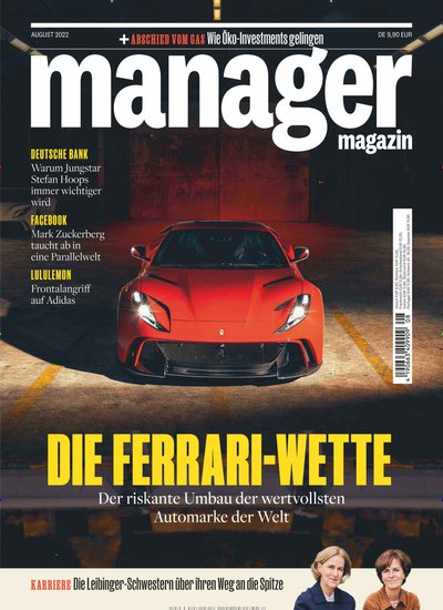 manager magazin Abo beim Leserservice