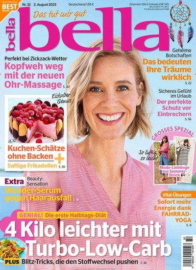 Bella-Prämienabo Titelbild