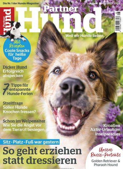 Partner Hund Abo beim Leserservice