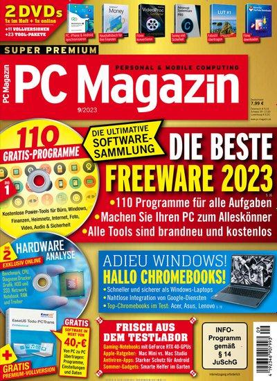PC Magazin Classic DVD Abo beim Leserservice