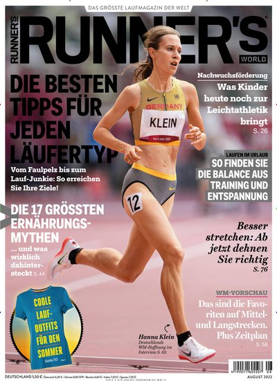 RUNNER'S WORLD Abo beim Leserservice