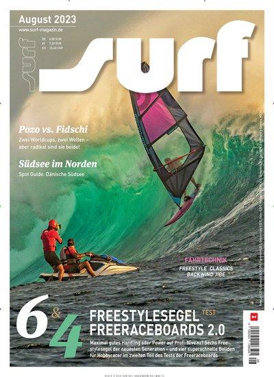 surf Abo beim Leserservice