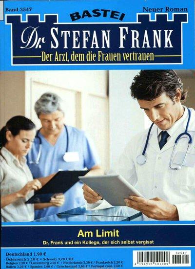 Dr. Stefan Frank-Prämienabo Titelbild
