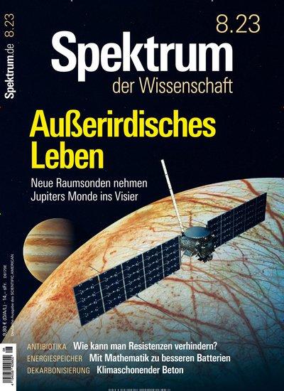 Spektrum DER WISSENSCHAFT Abo beim Leserservice