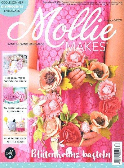 Mollie MAKES Abo beim Leserservice