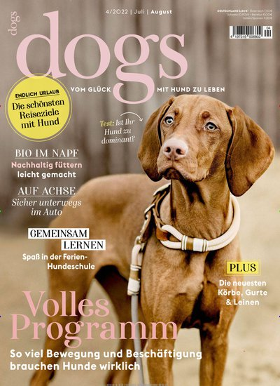 dogs Abo beim Leserservice