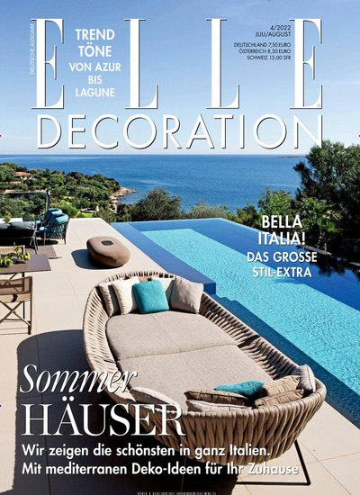 ELLE DECORATION Abo beim Leserservice